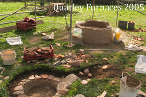 Quarley 2005 - building the furnaces